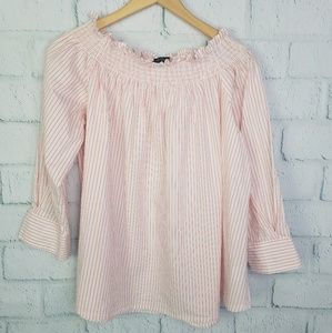 Wendy Williams Collection | Boho Peasant Top